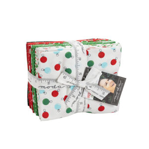 Holiday Essentials - Christmas Fat 1/4\'s By Moda - 20 Pcs