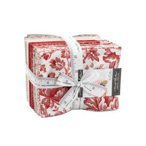 Cranberries & Cream Fat 1/4\'s By Moda - 34 Pcs