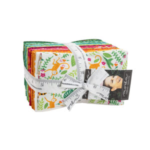 Jungle Paradise Fat 1/8\'s By Moda - 38 Pcs