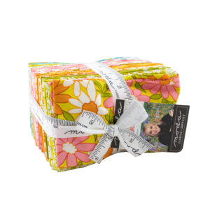 A Blooming Bunch Fat 1/8's By Moda - 32 Pcs