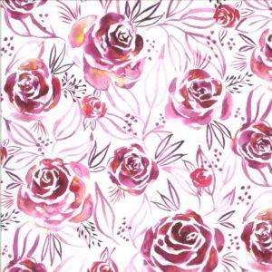 Moody Bloom Fat 1/4's By Moda - 33 Pcs