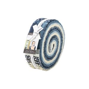 The Blues Honeybuns By Moda - Packs Of 6
