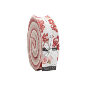 Cranberries & Cream Honeybuns By Moda - Packs Of 6