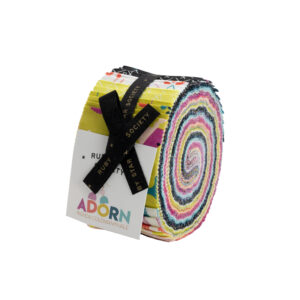 Adorn Jelly Rolls By Moda - Packs Of 4