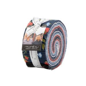 Harbor Springs Jelly Rolls By Moda - Packs Of 4