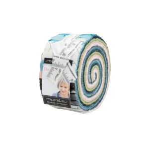 Dance In Paris Jelly Rolls By Moda - Packs Of 4