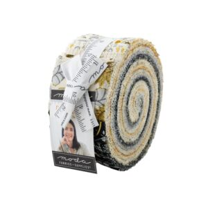 Bee Grateful Jelly Rolls By Moda - Packs Of 4