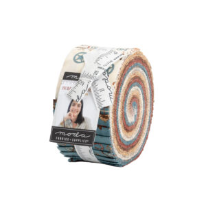 Home On The Range Jelly Rolls By Moda - Packs Of 4