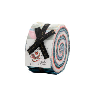 Purl Jelly Rolls By Moda - Packs Of 4