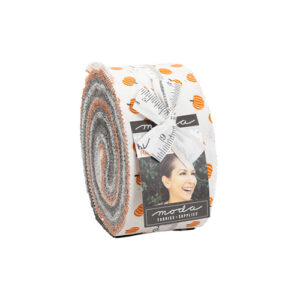 Holiday Essentials - Halloween Jelly Rolls By Moda - Packs Of 4
