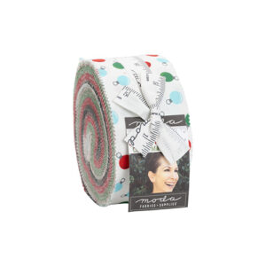 Holiday Essentials - Christmas Jelly Rolls By Moda - Packs Of 4