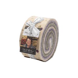 Mill Creek Garden Jelly Rolls By Moda - Packs Of 4