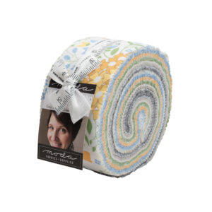 Spring Brook Jelly Rolls By Moda - Packs Of 4