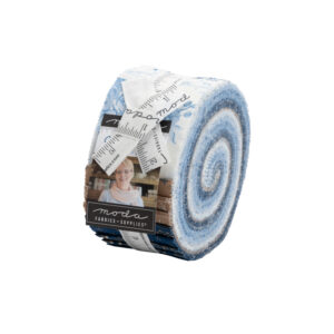 Crystal Lane Jelly Rolls By Moda - Packs Of 4