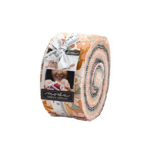 Kitty Corn Jelly Rolls By Moda - Packs Of 4