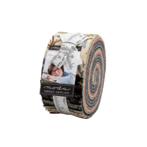 Elinore's Endeavor Jelly Rolls By Moda - Packs Of 4