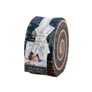 Maria's Sky 1840-1860 Jelly Rolls By Moda - Packs Of 4