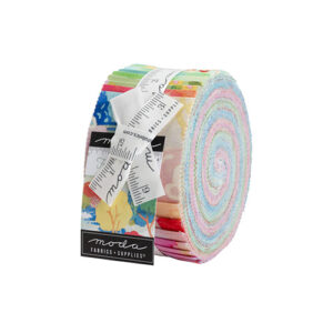 Fanciful Forest Jelly Rolls By Moda - Packs Of 4