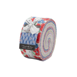 30's Playtime Jelly Rolls By Moda - Packs Of 4