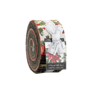 Sparkle And Shine Glitter Jelly Rolls By Moda - Packs Of 4
