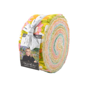 A Blooming Bunch Jelly Rolls By Moda - Packs Of 4