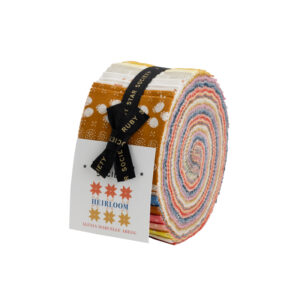 Heirloom Jelly Rolls By Moda - Packs Of 4