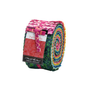 Malibu Batiks Jelly Rolls - Packs Of 4