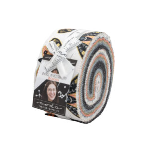 Dwell In Possibility Jelly Rolls By Moda - Packs Of 4