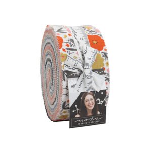 Words To Live By Jelly Rolls By Moda - Packs Of 4