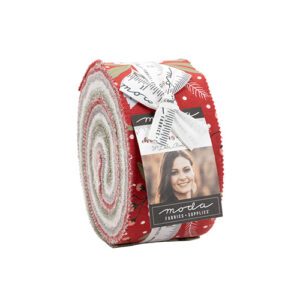 Christmas Morning Jelly Rolls By Moda - Packs Of 4