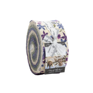 Violet Hill Jelly Rolls By Moda - Packs Of 4