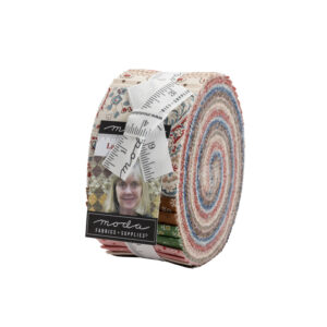 Ladies Legacy Jelly Rolls By Moda - Packs Of 4