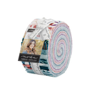Sunshine Soul Jelly Rolls By Moda - Packs Of 4