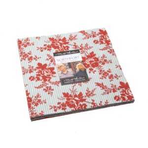 Northport Prints Layer Cakes By Moda - Packs Of 4