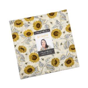 Bee Grateful Layer Cakes By Moda - Packs Of 4