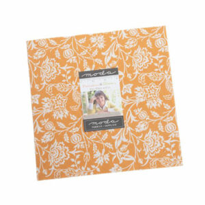 Pumpkins And Blossoms Layer Cakes By Moda - Packs Of 4