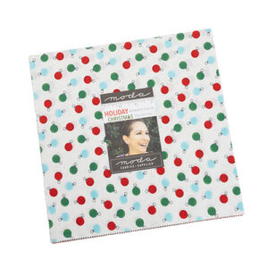 Holiday Essentials - Christmas Layer Cakes By Moda - Packs Of 4