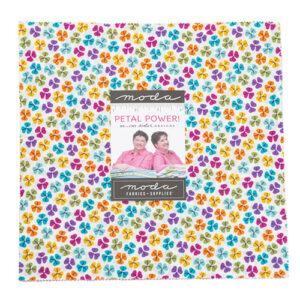 Petal Power Layer Cakes By Moda - Packs Of 4