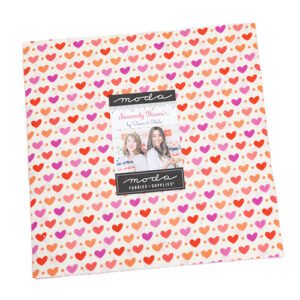 Sincerely Yours Layer Cakes By Moda - Packs Of 4