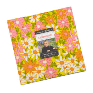 A Blooming Bunch Layer Cakes By Moda - Packs Of 4