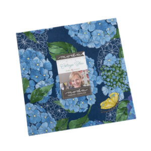 Cottage Blue Layer Cakes By Moda - Packs Of 4