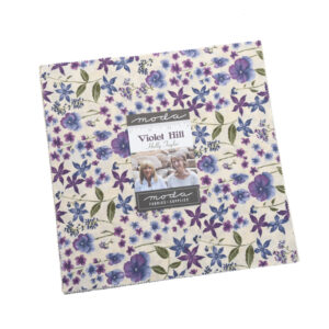 Violet Hill Layer Cakes By Moda - Packs Of 4