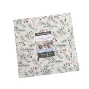 Warm Winter Wishes Layer Cakes By Moda - Packs Of 4