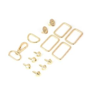 Molly Hardware Kit Gold By Sallie Tomato For Moda - Minimum Of 2