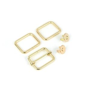 Hardware Kit Gold Charade By Moda - Minimum Of 2
