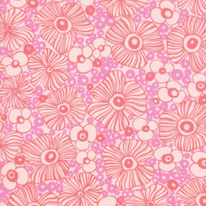 Botanica By Crystal Maning For Moda - Pink