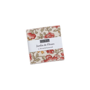 Jardin De Fleurs Mini Charm Packs By Moda - Packs Of 24