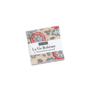 La Vie Boheme Mini Charm Packs By Moda - Packs Of 24