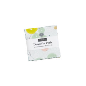 Dance In Paris Mini Charm Packs By Moda - Packs Of 24