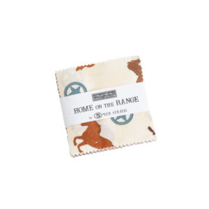 Home On The Range Mini Charm Packs By Moda - Packs Of 24